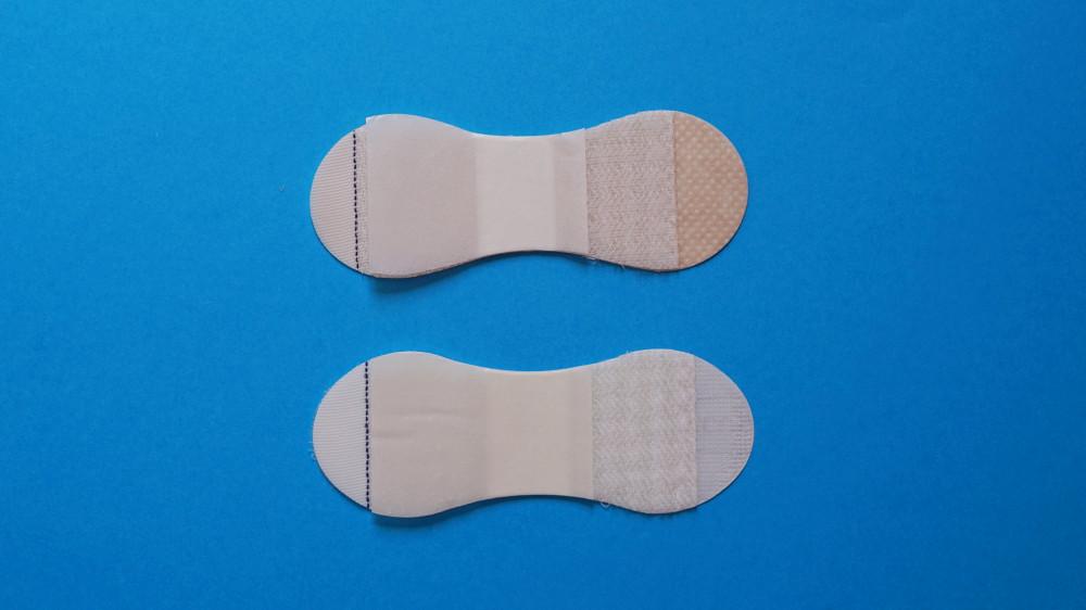 Standardfixierung Grösse 2 / 2+ / Fixierung für/von Sonden, Drainagen, Kathetern, Nadelfreie Konnektionssysteme (NFC), Infusionen, PEG und CAPD
