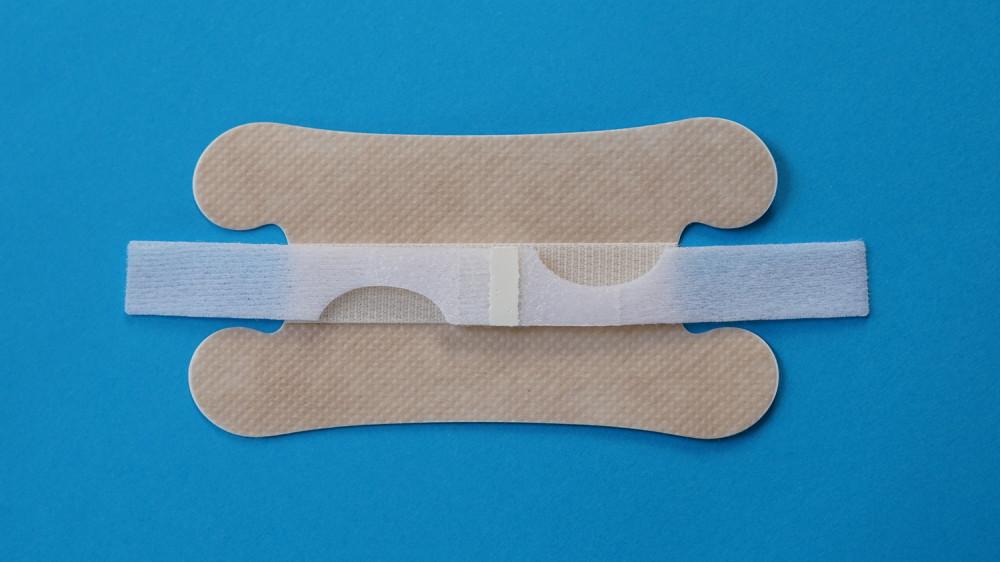 Fixier-Set für grosse Lumina Vliesbasis Antirutschbeschichtung