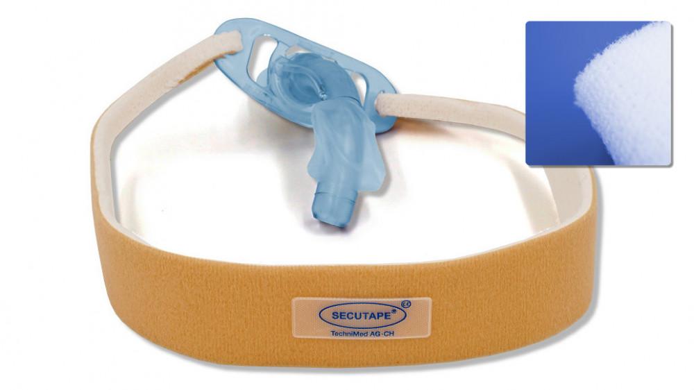 Tracheofix / Fixierung für/von Trachealkanülen, Tracheostoma