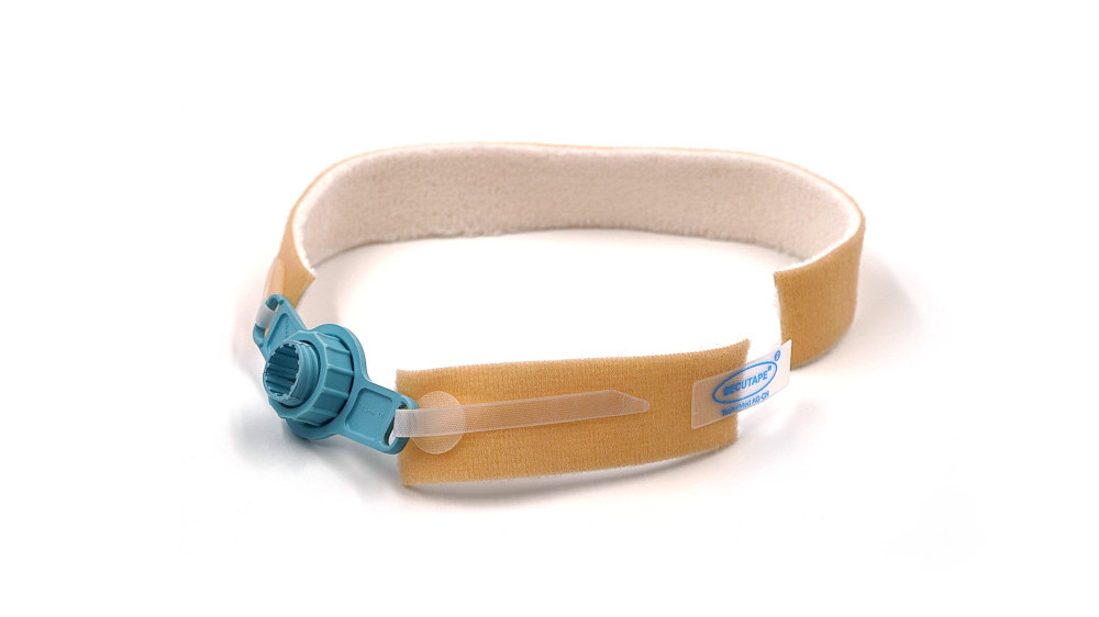 Tracheofix Comfort / Holding band for tracheostomy